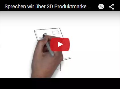 3D product Marketing