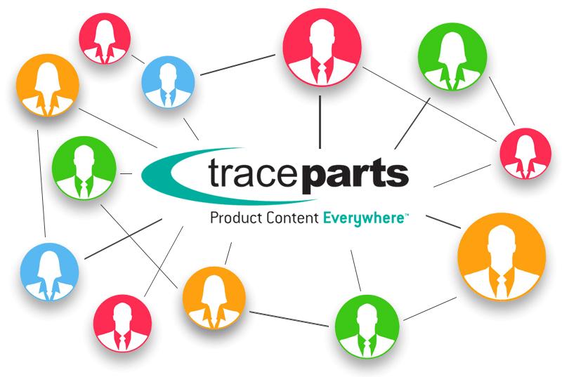 TraceParts Engineering Community