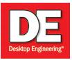 desktop engineering logo