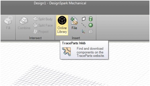 DesignSpark-mechanical-software-screenshot