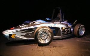 New racecar RS08 - Running Snail