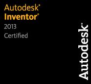 Autodesk Inventor 2013 Certified
