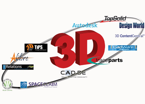 RS becomes first to offer 3D CAD models from multiple suppliers in multiple formats to 4 million potential customers