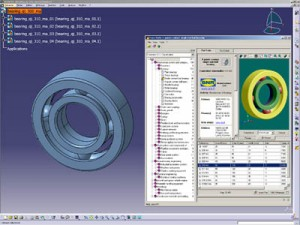 TraceParts for CATIA Interface