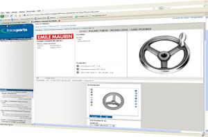 Emile maurin Mechanical standard elements