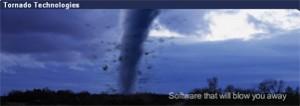 Tornado Technologies logo