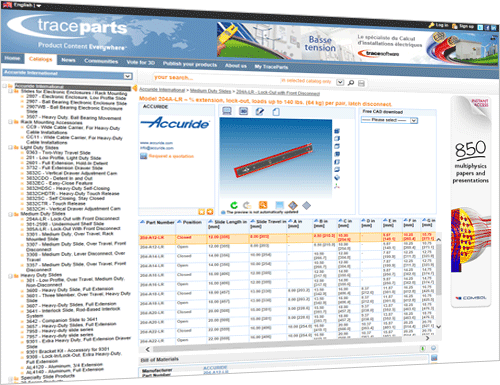 accuride-free-cad-models