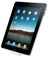 The lucky one millionth registered user will win an Apple iPad™