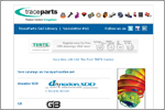 New catalogs newsletter #61: donadon SDD, GB, HEPCO, leuze, MERSEN, minor, TUPY, WERK-SCHOTT