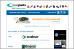 New catalogs newsletter #63: cabur, Enquip, GB, halstrup-walcher, MP Filtri, Z CORPORATION