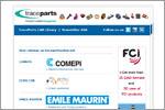 New catalogs newsletter #66: COMEPI, ECMU CSR, Emile MAURIN, Framo Morat, GANTER-Normteile, Roxtec, WINKEL