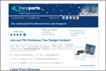 Corporate Newsletter December 2013: Join our 7th Christmas Tree Design Contest, Latest Press Releases, Success Story