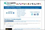 Corporate newsletter April 2011: New features for the tracepartsonline.net 3d cad portal