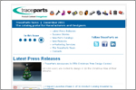 Corporate Newsletter december 2011: Read latest news about TraceParts