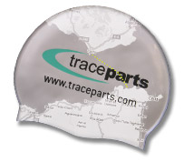 An employee of TraceParts crosses the Straits of Gibraltar