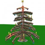 3rd place of the Christmas Tree Design 3D Contest 2008