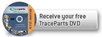 Receive your free TraceParts DVD
