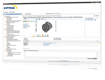 TraceParts launches a dedicated online CAD library for EPTDA members