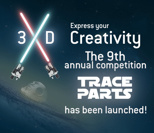 TraceParts Annual Contest