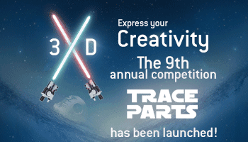 Launch of the 9th annual TraceParts competition