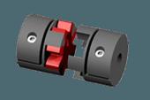 coupling CAD Parts