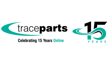 The TraceParts online CAD platform is celebrating its 15th anniversary