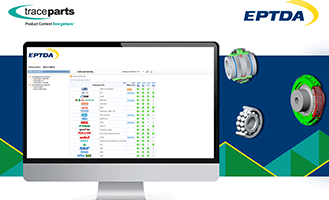 TraceParts increases the amount of 3D data available to design engineers in partnership with EPTDA