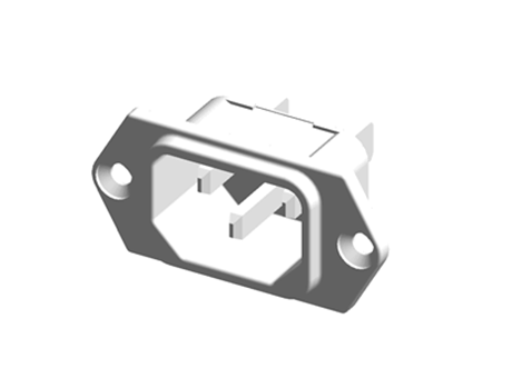 RS Components - IEC INLET SCREW