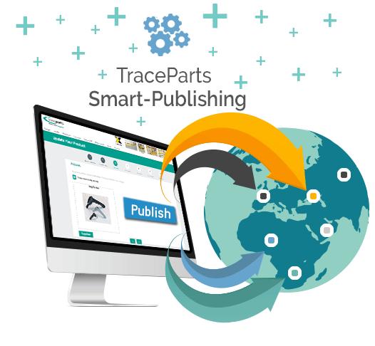 TraceParts Self-Publishing