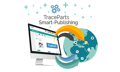 TraceParts Self-Publishing
