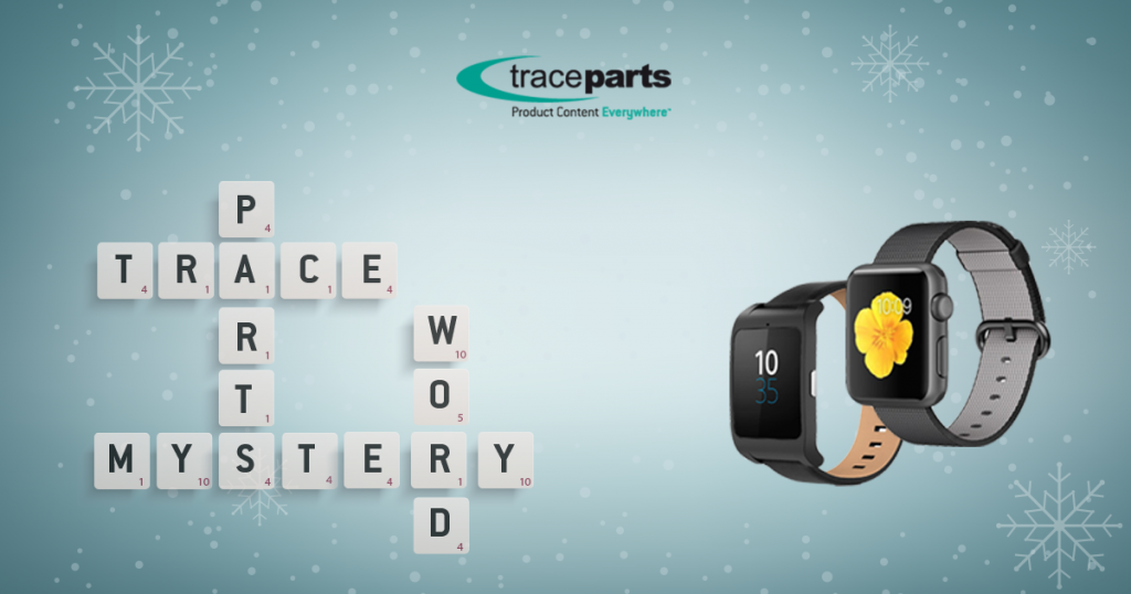 TraceParts Mystery Word