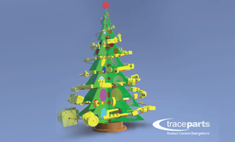 Result of the 2016 TraceParts annual competition