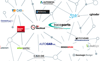 17 million designers have access to TraceParts' CAD content