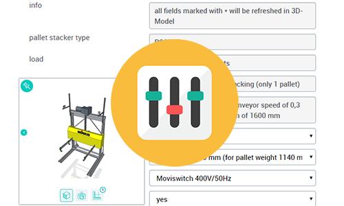 TraceParts Configurateur 3D