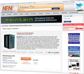 TracePartsOnline.net visitors can complement their information sourcing by finding related products on Thomas Industrial Media's websites from suppliers in common