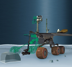 The Spirit and Opportunity NASA rovers have been making discoveries on the Red Planet since January 2004