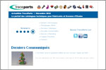 TraceParts Corporate newsletter December 2010
