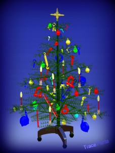 xmas tree design contest 2012