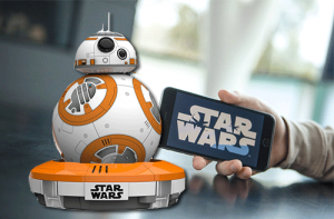 Star-Wars-Droiden Sphero BB-8