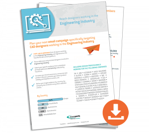 Download our report about the number of engineers working on Engineering Industry