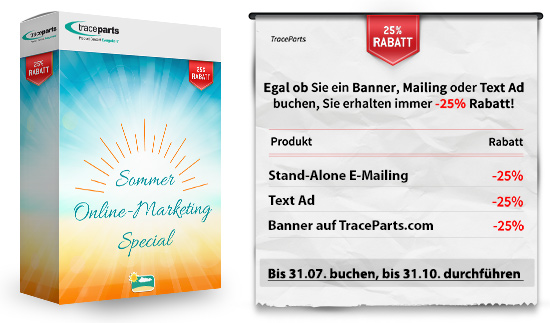 Sommer Online-Marketing Special