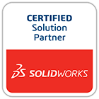 Certified Solution Partner - SolidWorks