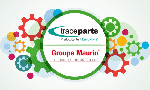 Maurin and TraceParts