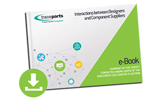 TraceParts has published an e-Book about interactions between component suppliers and designers