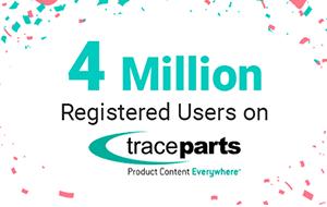 4 Million Registered Users