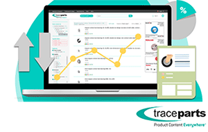TraceParts in numbers